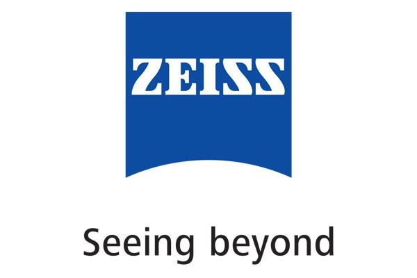 Zeiss Seeing Beyond logo